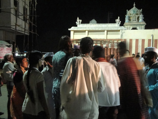 My friend was mobbed by people from Pune