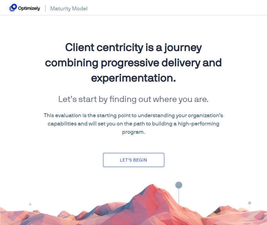 optimizely quiz lead magnet